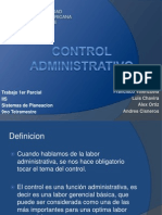 CONTROL Administrativo1