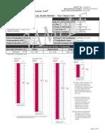 GMAT Test Taker Score Report Sample