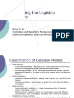03 Designing Logistics Network