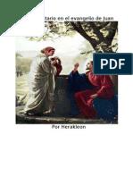 Comentario en El Evangelio de Juan Por Herakleon