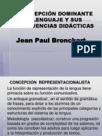 Copia de Bronckart Didactica de La Lengua