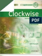 Clockwise Intermediate Classbook