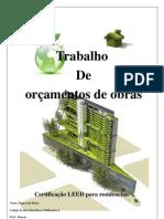 Certificação LEED para residências chega ao Brasil