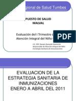 EVALUCION NIÑO MALVAL
