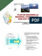Plan de Desarrollo Regional Concert Ado de Ancash 2008 - 2021