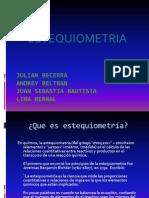 Estequiometria de Ecuaciones Quimicas Finalizado