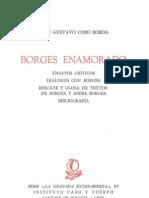 BORGES ENAMORADO-ensayos críticos