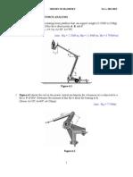 Tutorial 6 Static Force Analysis_2011-12