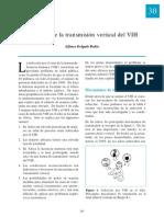 Profilaxis de la Transmisión Vertical del VIH