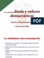 Ciudadania.Valoresdemocraticos