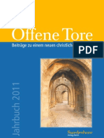Offene Tore Jahrbuch 2011