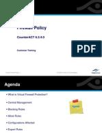 09 Firewall Policy