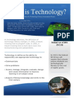 what is tech 2pp handout