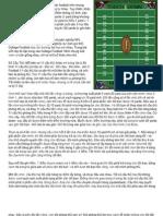 American Football Rules