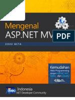 Mengenal ASP.net MVC - Edisi Beta