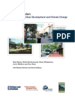 Growing.cooler.the Evidence on Urban Development and Climate Change