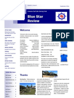 Newsletter September 2011
