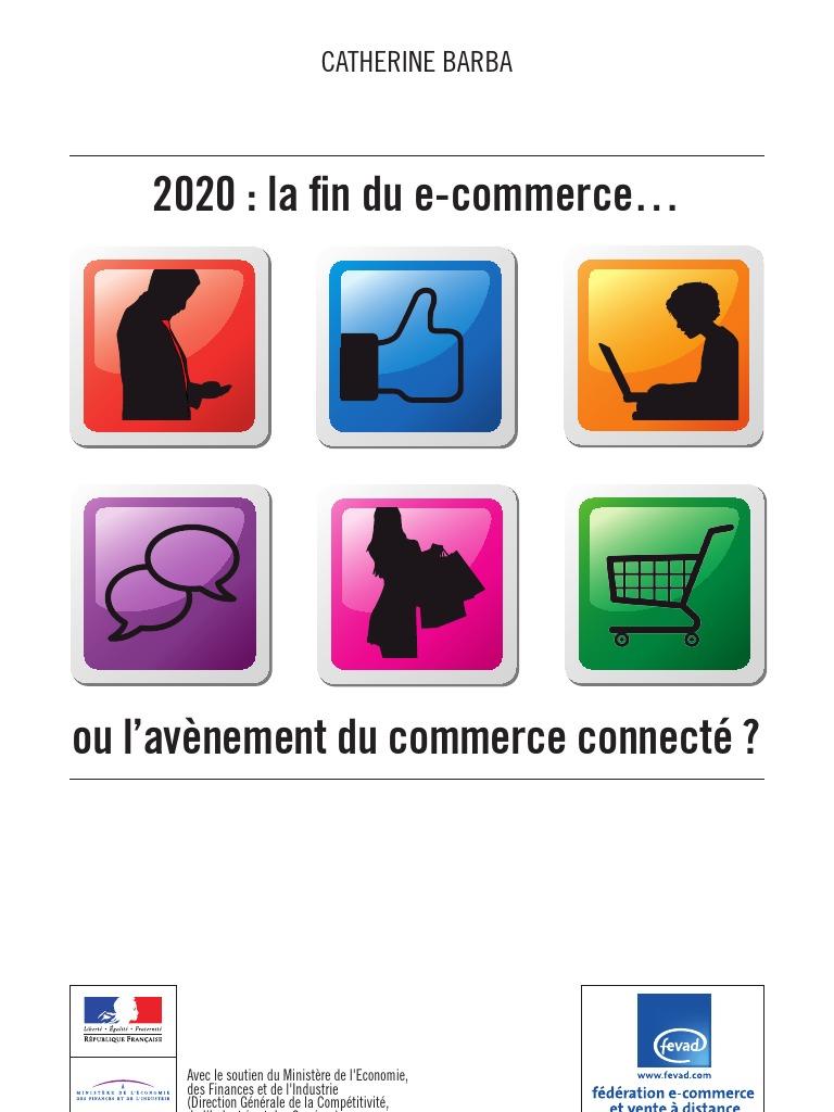 Rapport E Commerce Commerce électronique Cookie
