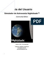 Nightshade User Guide ES
