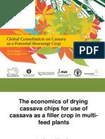 Cassava Africa Cost
