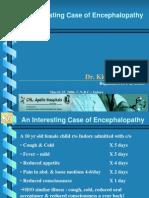 Interesting Case of Encephalopathy