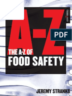 The a-Z of Food Safety