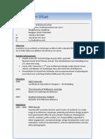 KW Resume 2008