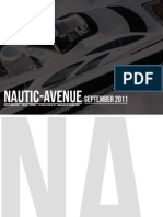 Nautic-Avenue - Yacht Brokerage, Frejus, France - September 2011 issue