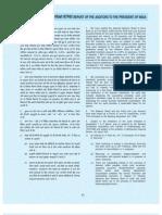 Report Auditors 2008