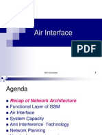 GSM Air Interface