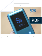 YP-S3 Vorschau