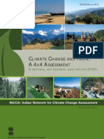 Climate Change in India_2010