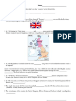 Great Britain Guided Notes