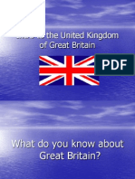 Intro to Great Britain