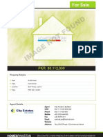 Land Area Business Area Barki Road Lahore 81 92 Kanal for Sale by City Estate and Builders 28538