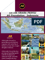 Artha Graha Foundation - Artha Graha Peduli