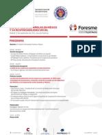 AGENDA Foro de Responsabilidad Social Empresarial España-México (FORESME)