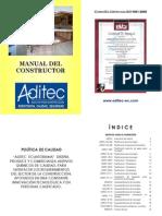 Manual Del Constructor Aditec