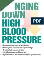 Bringing Down High Blood Pressure-Mantesh
