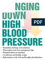 Bringing Down High Blood Pressure-Mantesh