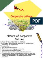 30003831 Nature of Corporate Culture
