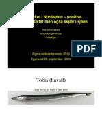 Havforskningsinstituttet v/ Tore Johannessen (2010)