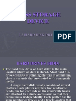 HARD DISK PROJECT