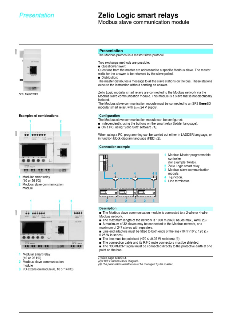 Comunicacion modbus parameter computer programming relay asfbconference2016 Images