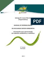 Manual Normalização 2011