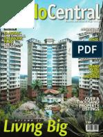 Condo Central Magazine October 2008 Cover