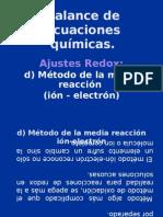 Clase 1.2,d)  método del ión - electrón (media reación)