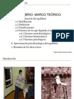 2011 - NEUROANATOMIA - EL EQUILIBRIO - 2011