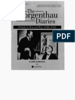 A Guide to the Microfilm Edition of the Morgenthau Diaries