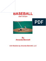Baseball Sample
